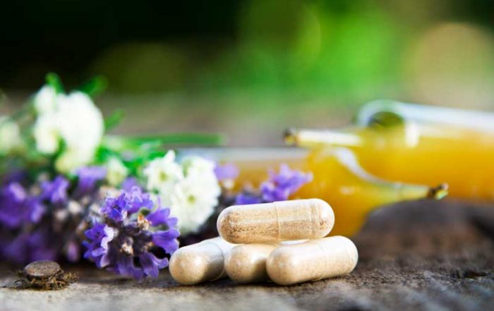 Organic Natural Health Product Manufacturing
